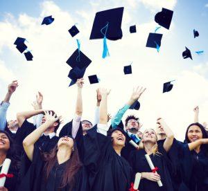 Graduating teacher