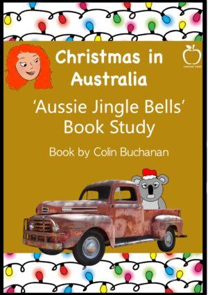 Aussie Jingle Bells Book Study