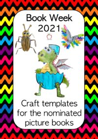 Book Week Craft