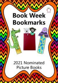 Book Week Bookmarks