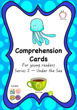 Comprehension Cards for Beginners - Series 2