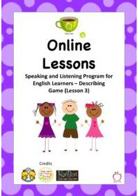 Describing Game Online Booklet