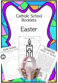 Catholic Easter Booklet