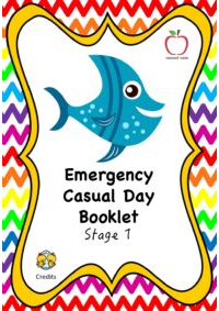 Emergency Casual Day Booklet - Stage 1
