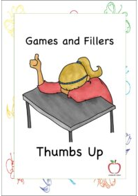 Heads Down, Thumbs Up Game