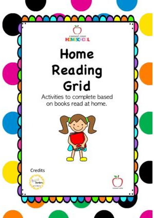 Home Reading Grid