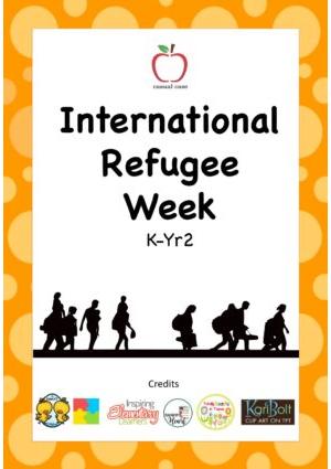 Refugee Week Activity Booklet