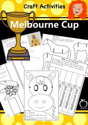 Melbourne Cup Craft Booklet