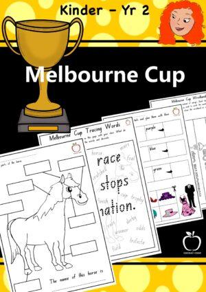 Melbourne Cup Booklet Yr K-2