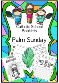 Palm Sunday Booklet