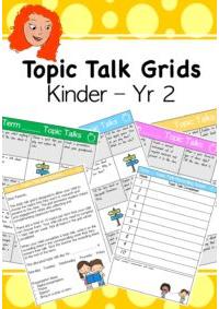 Topic Talk Grids