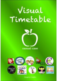 Visual Timetable with Graphics