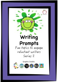 Writing Prompt Cards 2