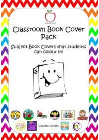 Black and White Book Cover Pack