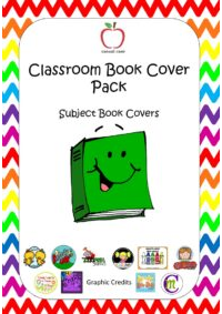 Colour Book Cover Pack